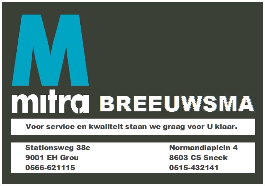 Mitra Breeuwsma Grou